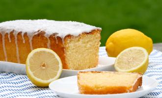 Zitronenkuchen - einfach lecker
