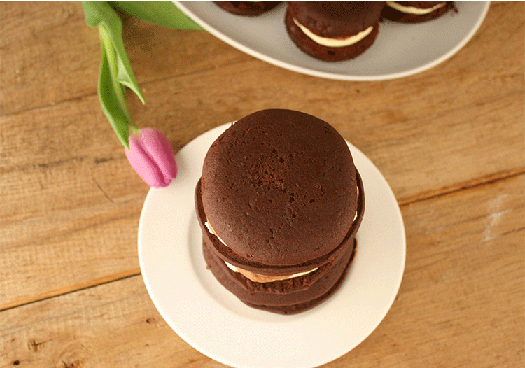 DuoCreme Whoopies