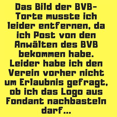 Statt BVB-Fantorte