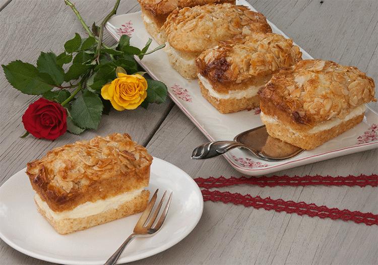 Bienenstich Muffins -Kuchenklassiker im Kleinformat