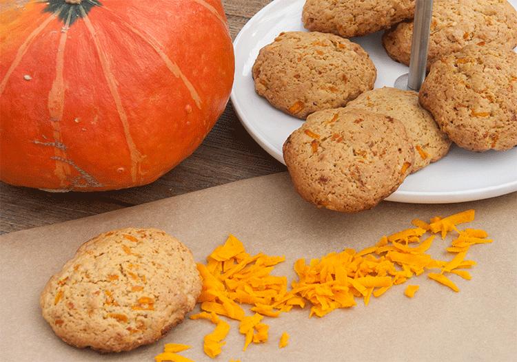 Herbst-Cookies mit viel Geschmack