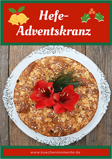Hefekranz zum Advent
