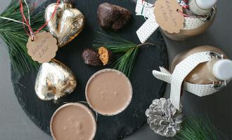 Lebkuchenlikör -Last Minute Geschenk aus der Küche