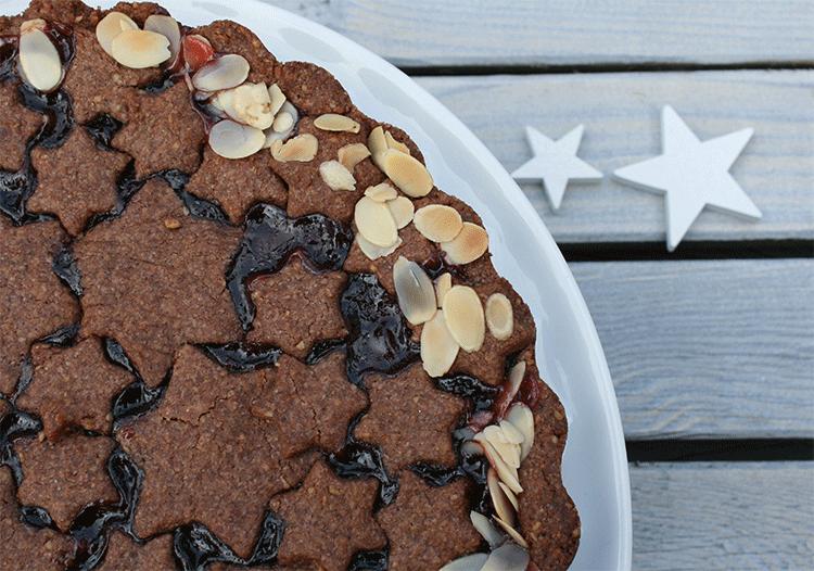 Badische Linzer Torte mit Kakao
