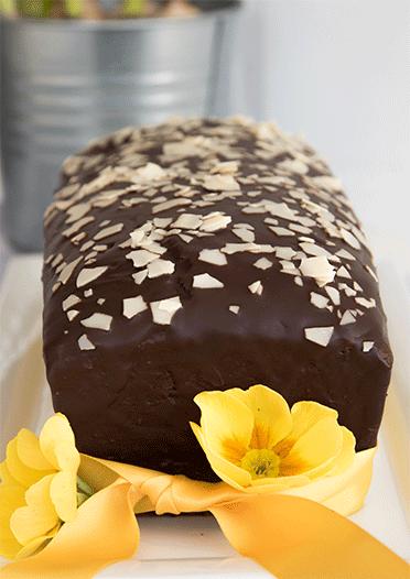 Schokoladenkuchen Kastenform