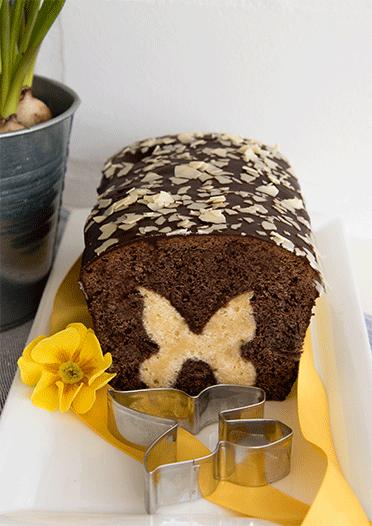 Motiv Kastenkuchen Schokolade