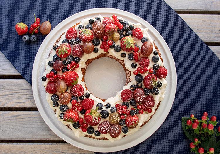Beerenmix kuchen ein produkttest und ein gewinnspiel for Kuchen gewinnspiel