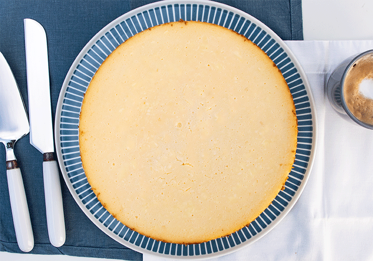 Cremiger NY-Cheesecake