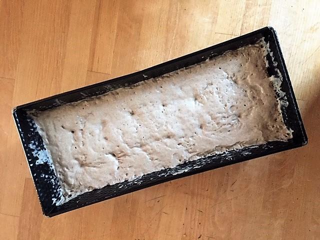 Teig Paderborner Brot