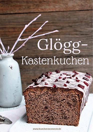 Glögg-Kuchen aus der Kastenform