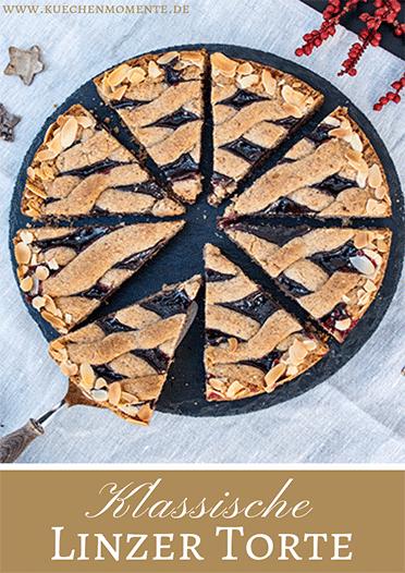 Rezept Linzer Torte klassisch