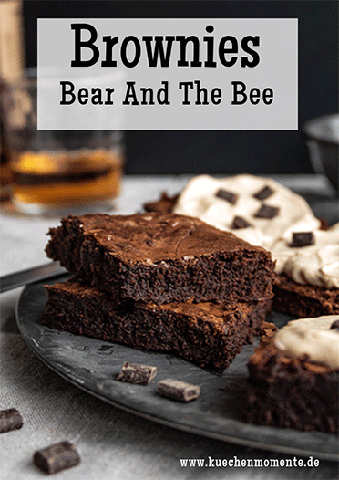 Brownies Bear and the bee Pinterest
