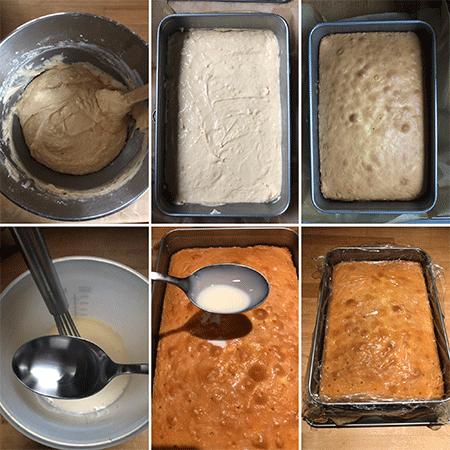 Collage_Zubereitung_Milchkuchen