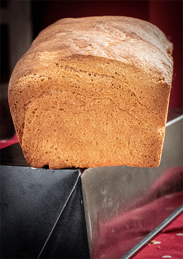 Toastbrot nach Salz-Hefe-Verfahren