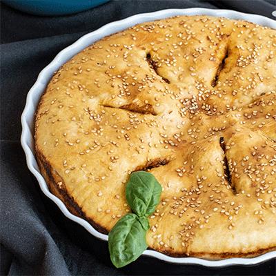 Hahnchen Lauch Kuchen Kuchenmomente