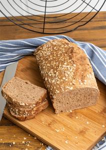 Anschnitt Brot 100% Vollkorn
