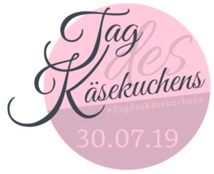 Banner Tag des Käsekuchen 2019