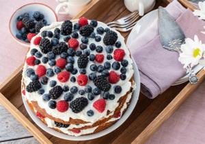Very british Victoria Sponge Cake