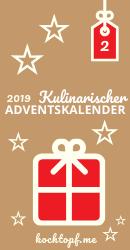 Banner Kulinarischer Adventskalender