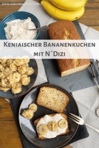 Bananenkuchen Kenia Ndizi Pinterestpost