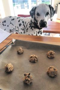 Chocolate Chip Cookies Zubereitung