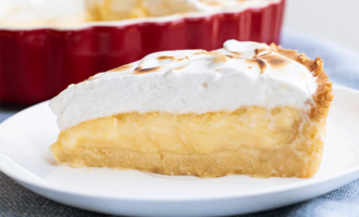 Lemon Pie Meringue