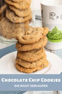Chocolate Chip Cookies Pinterestpost