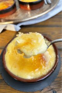 Spanischers Dessert Löffel